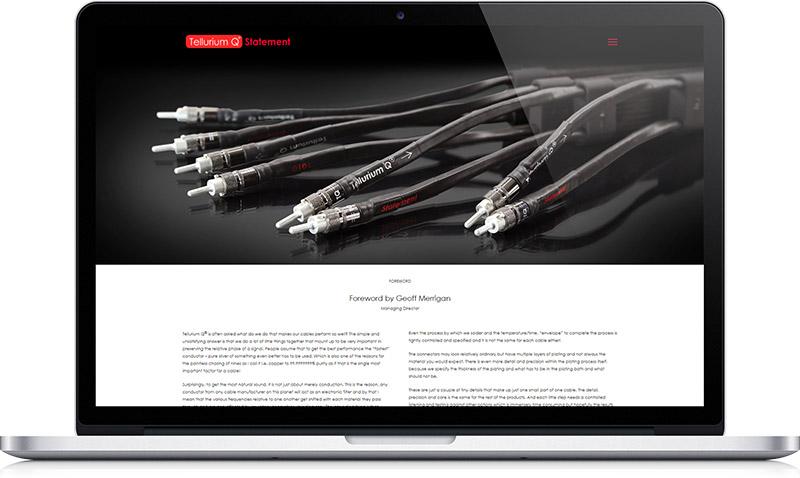 Statement Website